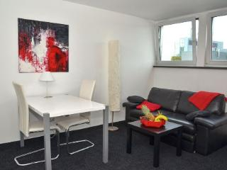 Vacation Apartment in Aalen - 452 sqft, central, modern, clean (# 4462)