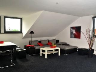 Vacation Apartment in Aalen - 700 sqft, central, modern, clean (# 4463)