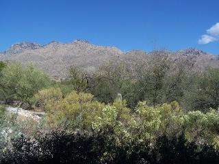 2 Bedroom First Floor with Great Mountain Views - Tucson vacation rentals