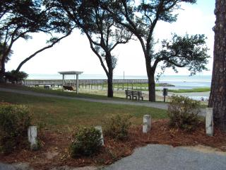 OCEAN VIEW, Ground Floor, 3 Pools, Tennis, Quiet B, Hilton Head