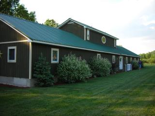 Cooperstown area rental home,DreamsPark,Halloffame, Richfield Springs