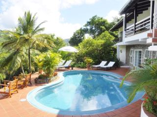LUXURY WINDSOR APARTMENT AT MARIGOT PALMS, Marigot Bay