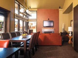 Scenic view Hotel Terra Two Bedroom Suite with Ski-in/ski out & jetted tub, Teton Village