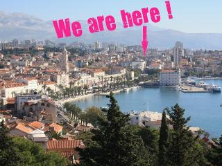 Split center apartment 1 just 3 min away from sea