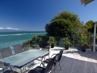 Harbour View Apartment 2: Awesome Tasman Bay view, Nelson