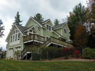 Gorgeous 4 bedroom home with Pemi River Views and Privacy! (DUD22M) - Campton vacation rentals