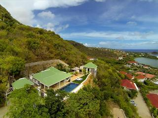 Nilmath at Grand Cul de Sac, St. Barth - Ocean View, Great Outdoor Living, Pool and Jacuzzi, Grand Cul-de-Sac