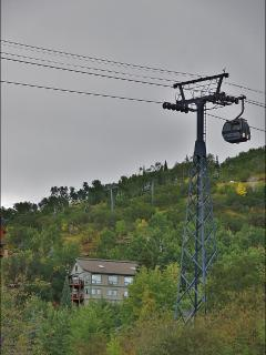 Exterior showing the Gondola & Decks with Views