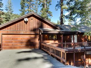 Regency Chateau with Hot Tub and Gameroom, Tahoe Vista