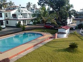Spacious self-catering 2 bedroom villa in Arpora. - Bardez vacation rentals