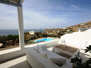 Mykonostay Elia beach 7p-pool-wifi-sea view - Mykonos vacation rentals