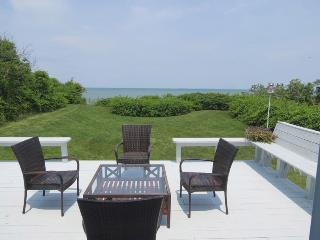 259-B Updated beach front cottage on Cape Cod Bay, Brewster