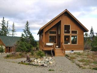 Winter Specials! New Cabin in Granite Creek on 3 Private Acres! Pet Friendly