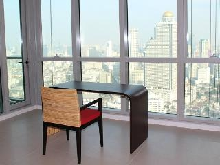 The RIVER condominium - 3/4 BR penthouse, unique! - Bangkok vacation rentals