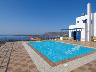 White villas with private pool and sea views - Chania Prefecture vacation rentals