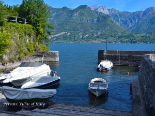 Lake Como Luxury Lake Front Villa, with Pool & spectacular views sleeps 16, Bellagio