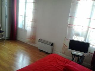 COZY STUDIO (2) WITH VIEWS OF PARIS by day/month - 20th Arrondissement Ménilmontant vacation rentals