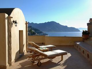Dawn's  Villa, luxury in Amalfi, Conca dei Marini
