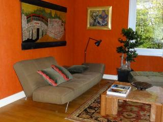 Holiday apartment with lovely garden -  residencial area Colmar - FR-449785-COLMAR - Alsace vacation rentals