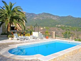 Villa in a very quiet location near Selva,  with swimming pool and mountain views - ES-1074666-Selva - Selva vacation rentals
