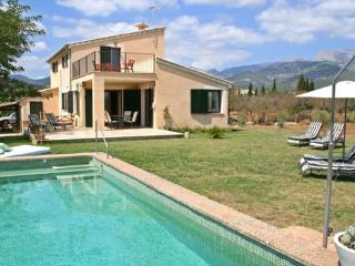 Modern country house near Selva - Mallorca  for 8 people with Pool - ES-1074839-Selva - Selva vacation rentals