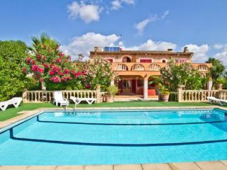 Large holiday home in Majorca -  for 8 people with large pool - ES-1074850-Selva - Selva vacation rentals