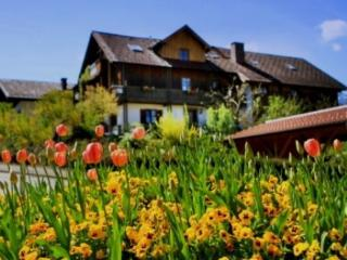 Vacation Apartment in Bayerisch Gmain - 646 sqft, central, nice view, comfortable (# 4535) - Bavarian Alps vacation rentals
