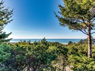 Lovely oceanview, pet-friendly home, Waldport