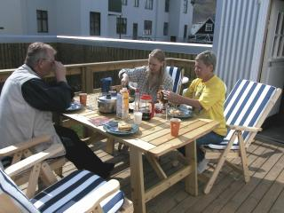 Private house with private garden, Isafjordur