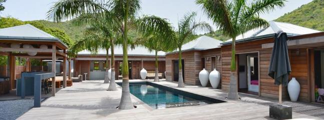 Makasi at Grand Fond, St. Barth - Heated Pool, Perfect For Families or Friends, Private