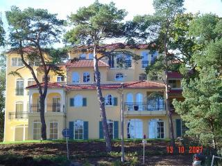 Two bed appartment at the beach of the baltic sea., Ostseebad Baabe