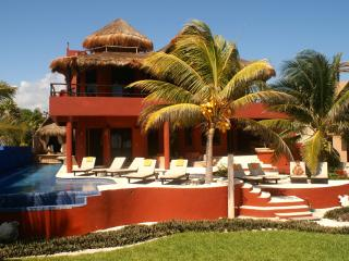 Villa Zen del Mar - the ZEN of Akumal on the beach