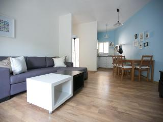 Classic  Urban Renovated 2Rooms Apt: Central TLV, Gedera