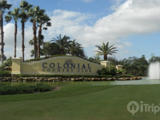 Colonial Country Club Golf, Fort Myers