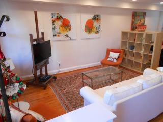 Georgetown / Foggy Bottom- Near Metro - walking Distance to Mall, Museums,  & Kennedy Center - Betalbatim vacation rentals