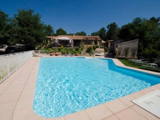 Villa Victoria,  Aix en Provence,  heated pool, Greasque