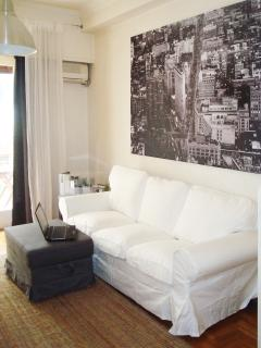 Kolonaki quiet and central 1BD near Metro with WiFi