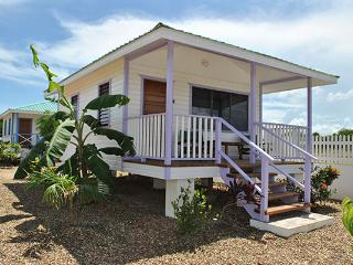 Latitude Adjustment - Purple Crowned Fairy Cabana - Stann Creek vacation rentals