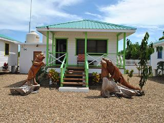 Latitude Adjustment - Green Iguana Cabana - Stann Creek vacation rentals
