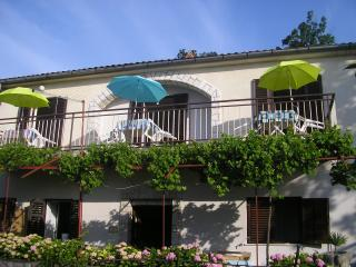 Large apartment Goldy AP3 for 11 pax with 4 bedrooms in Opatija