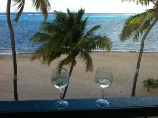 Don't be Crabby stay with us....affordable luxury on the beach!, Christiansted