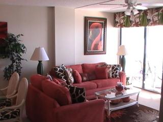Oceanfront Picturesque Condo Rental with a Terrace, Myrtle Beach