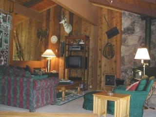Cozy, Rustic Cabin with Lots of Charm!  5 Beds!, Mammoth Lakes