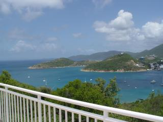 Private 2 BR 2 B house with amazing views on Water Island, usvi