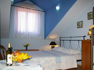 Beach front Blue apartment at Villa, Zaton