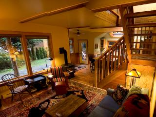 Creative west coast charm in Heron House, Tofino