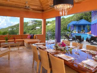 Large & Luxurious St. John Villa - Mare Blu