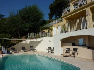 5 Bedroom Villa with a Hot Tub, in Rayol Canade, French Riviera, Le Rayol-Canadel