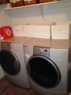 Kenmore Elite Washer & Dryer