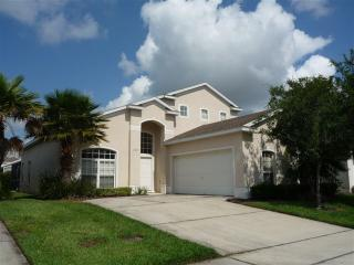 5 BED DISNEY VILLA WITH PRIVATE POOL, GAMES ROOM AND INTERNET COMPUTER, Davenport